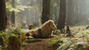 narnia aslan and lucy