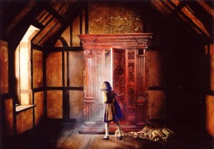 Narnia Wardrobe