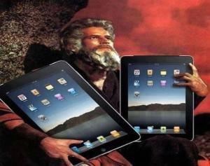 Moses Two Tablets