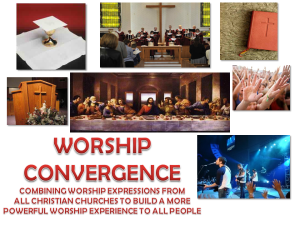 Convergence images