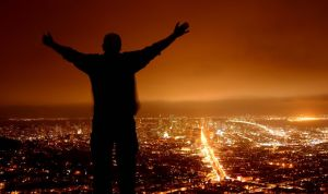 Prayer over the city