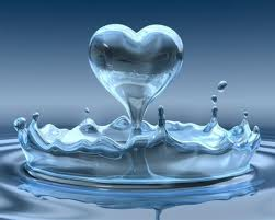 heart crown of water