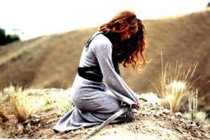 Prayer Woman Warrior