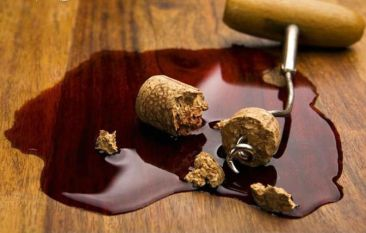 cork of wine
