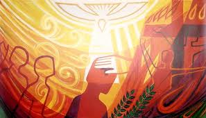 pentecost praying