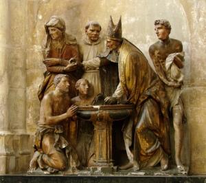 baptism bishop