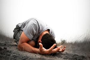 Prayer Man Warrior
