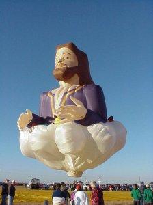 Jesus Balloon