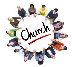 Church round table