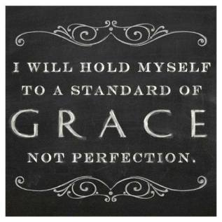 grace not perfect
